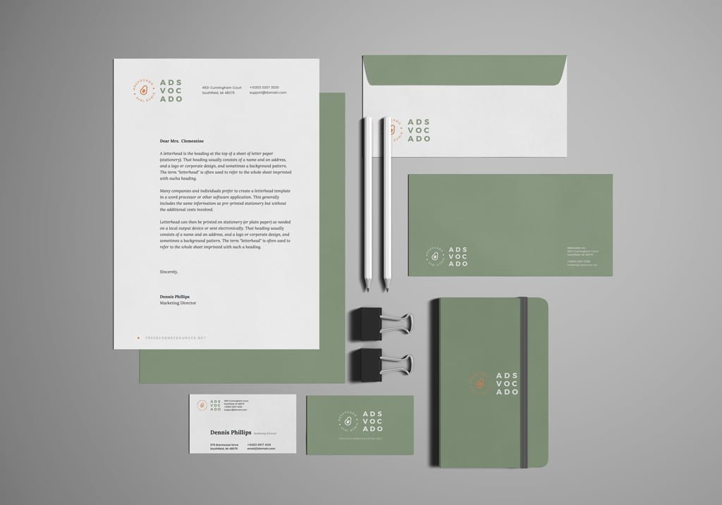 free-stationary-paper-envelope-business-cards-mockup-psd